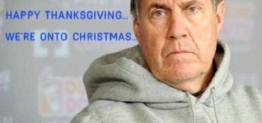 The Belichick Family Christmas Card 2015