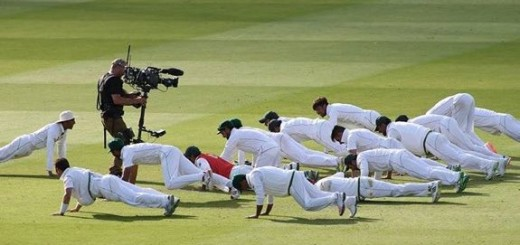 Pakistan press-ups