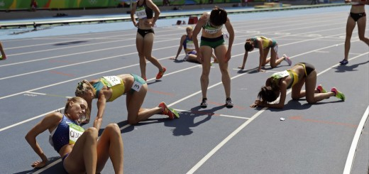 Womens steeplechase