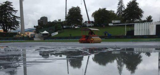 Bit of rain at Seddon