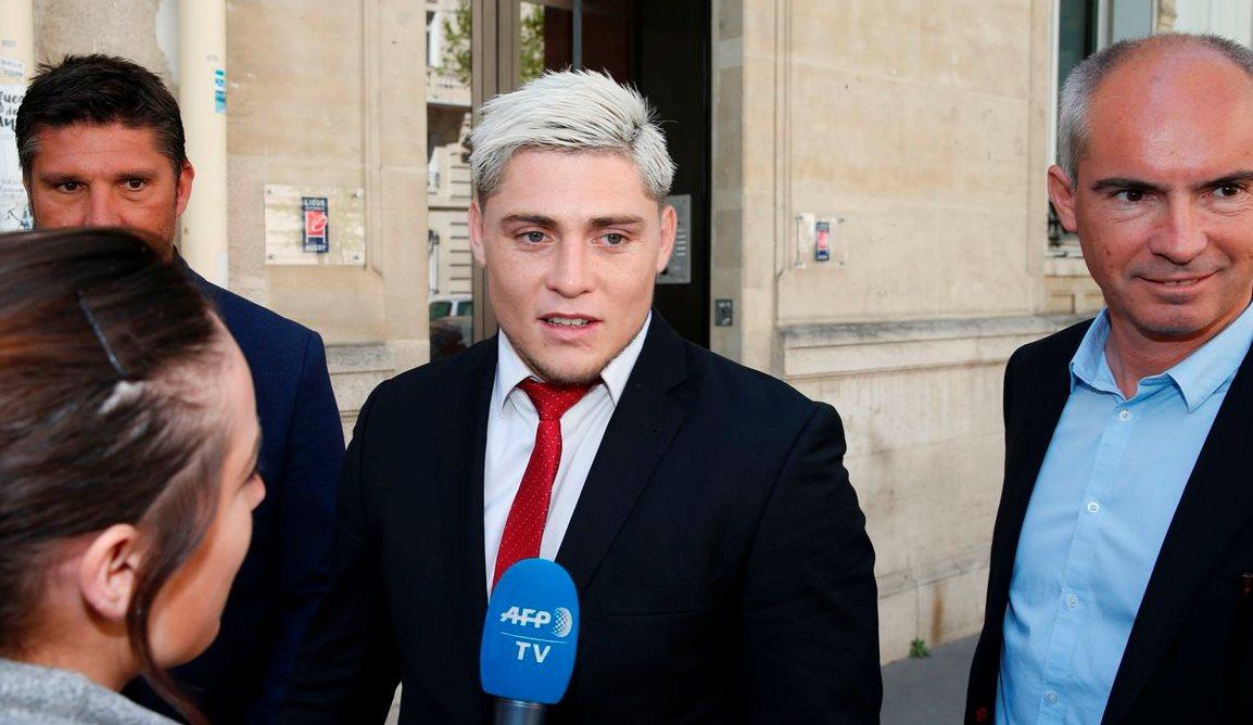 James O'Connor hair colour