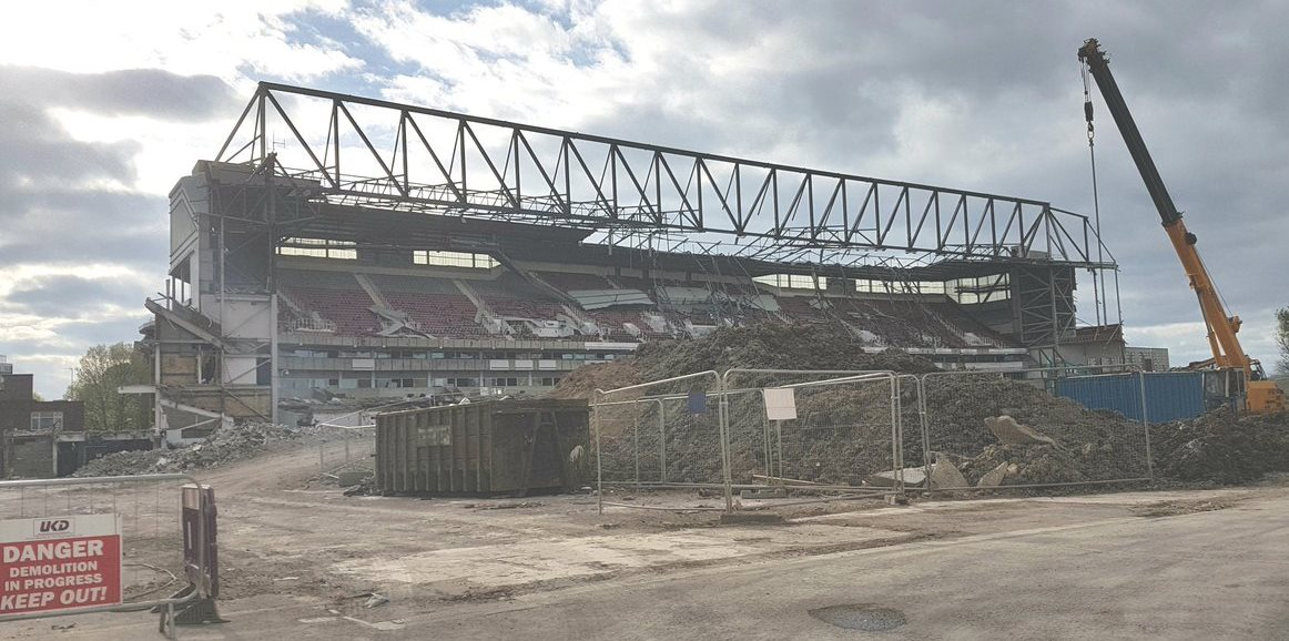 Upton Park end of era