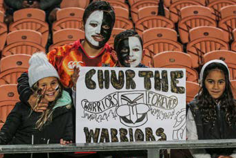 Chur the Warriors