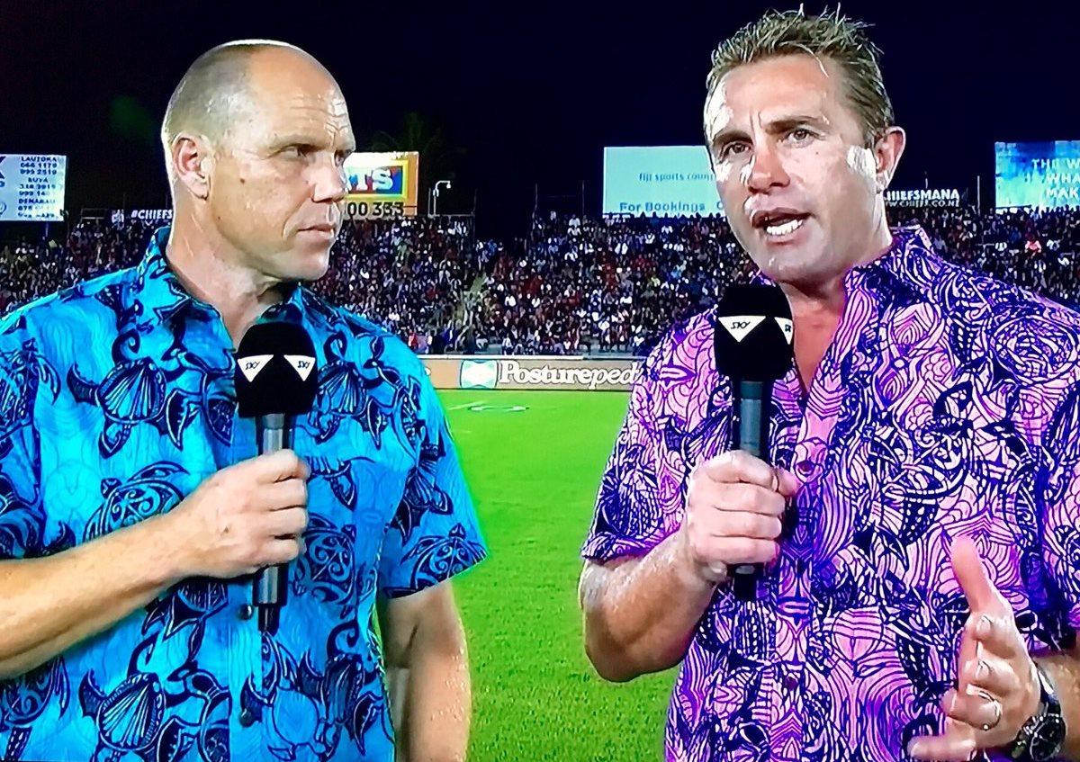 Fiji cliche