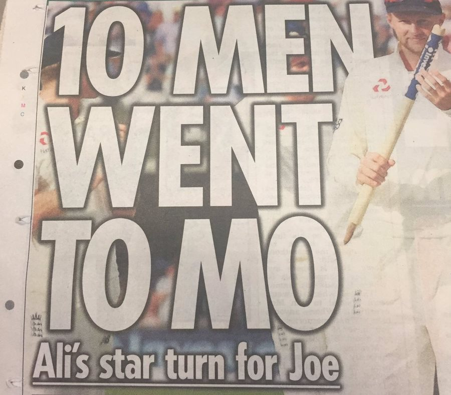 10 men went to mo
