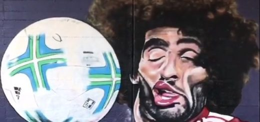 Fellani street art Melbourne