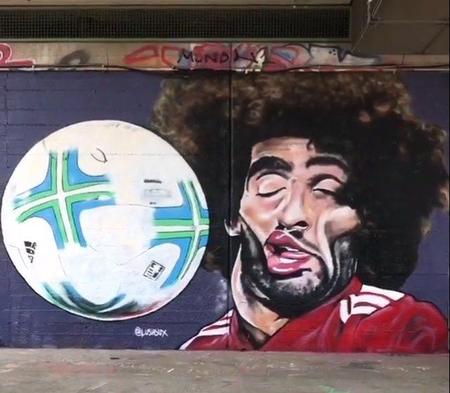 Fellani street art Melbourne