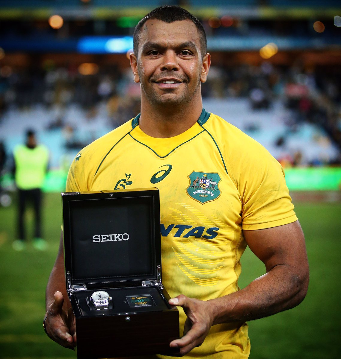 Kurtley Beale prize