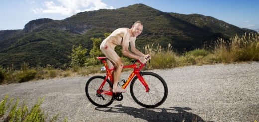 Chris Froome nude
