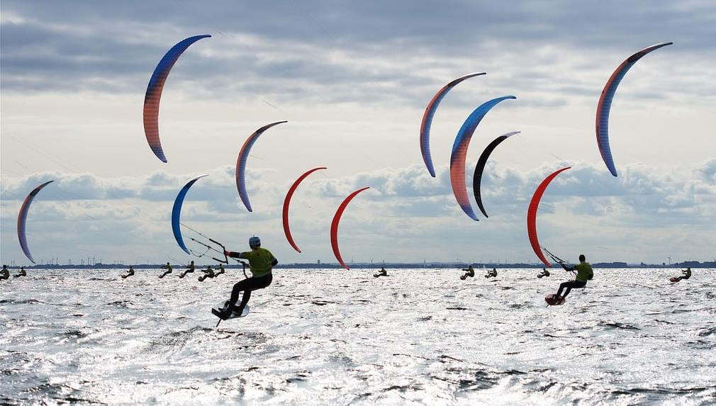 Kitesurfing Germany