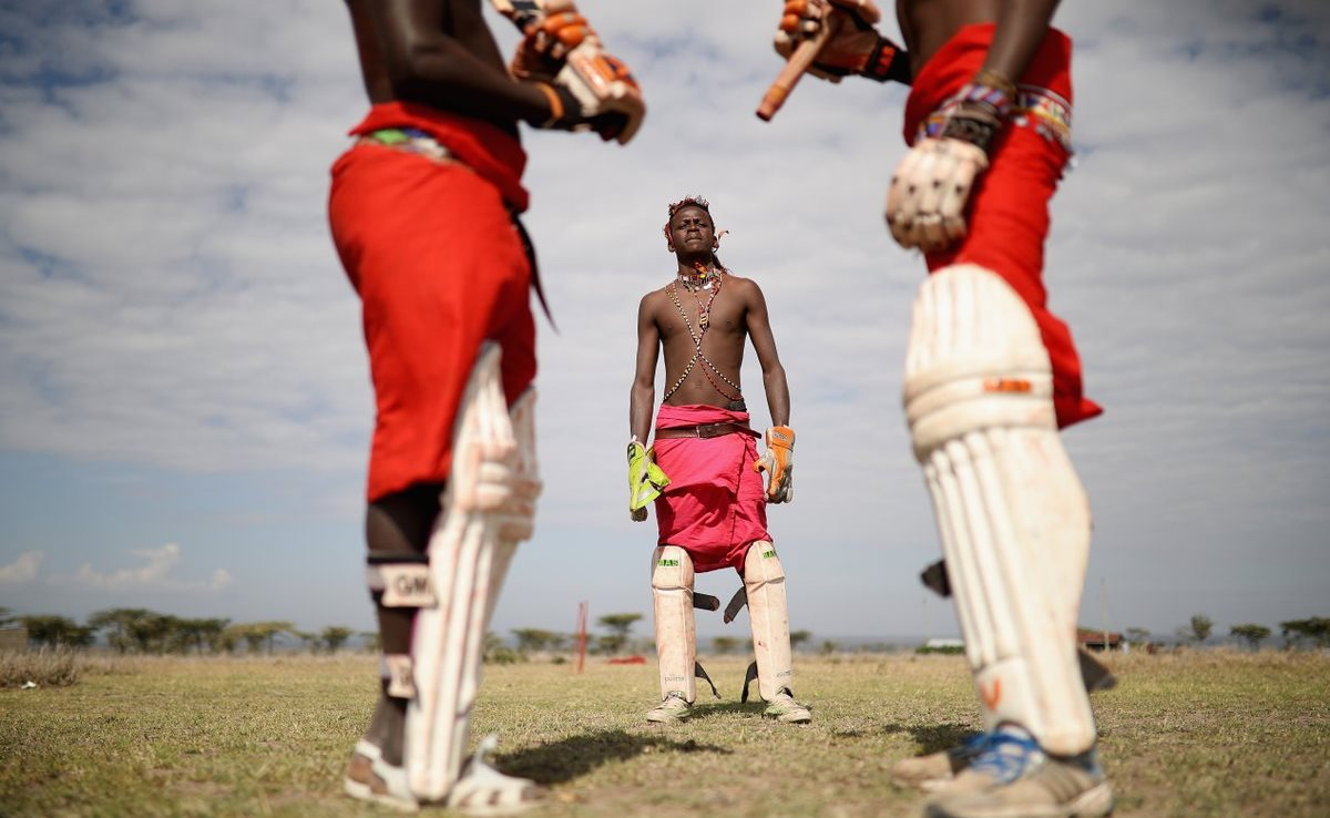 Massai cricket