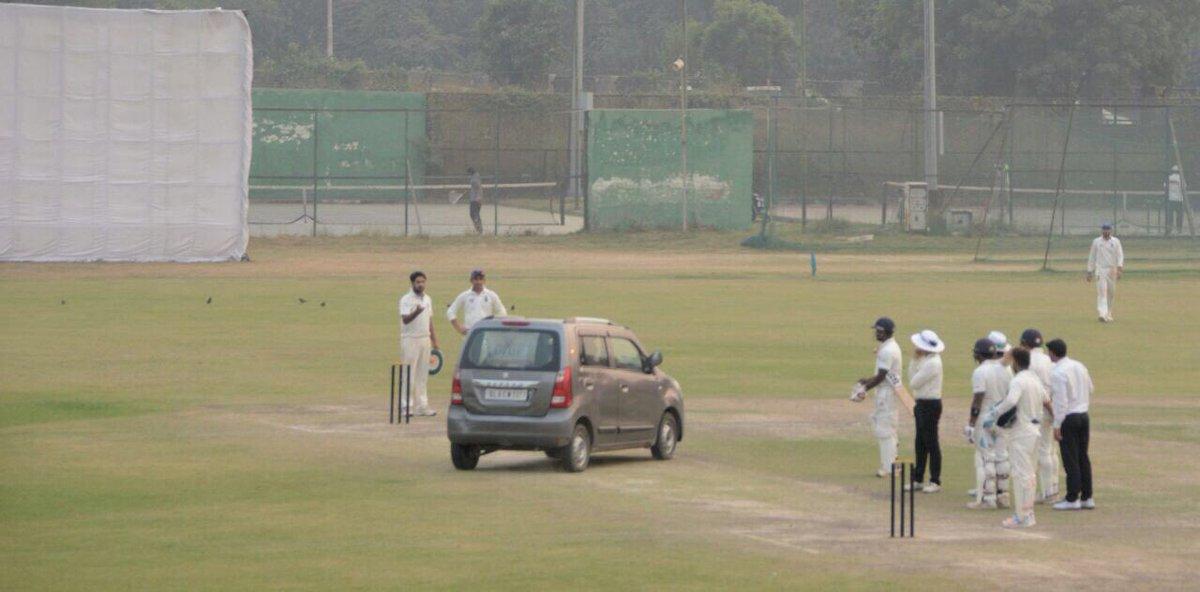 Ranji Trophy Delhi