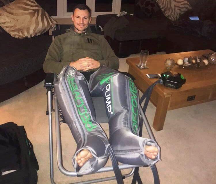 Tommy Smith injury