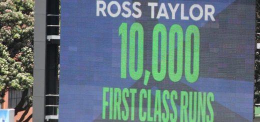 Ross Taylor 10000 runs