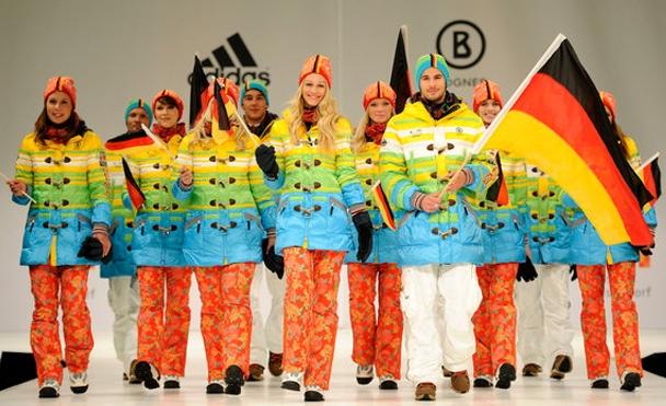 German-Official-Uniform-Sochi-2014