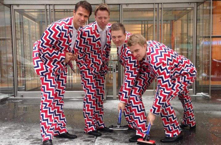 Norway Curling team