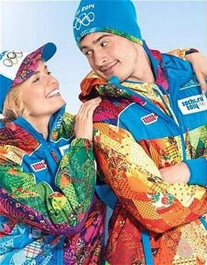 Sochi volunteers