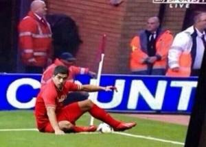 Suarez is a