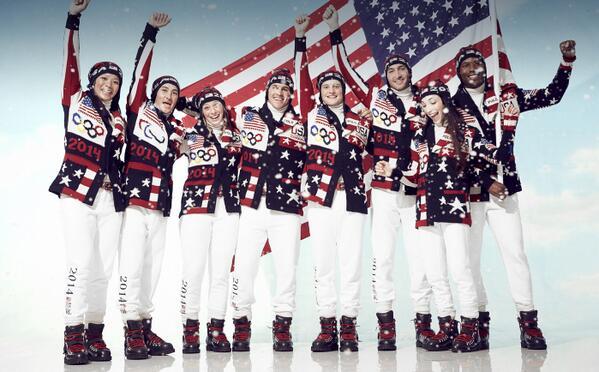 USA Sochi