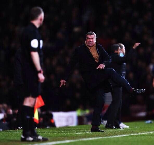 Big sam can can