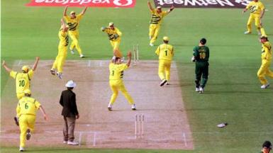 australia south africa semifinal 1999 world cup
