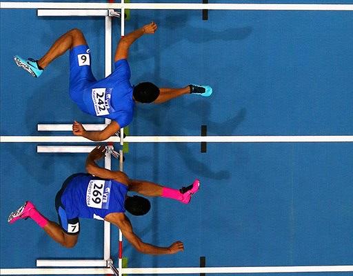 60 metre hurdles