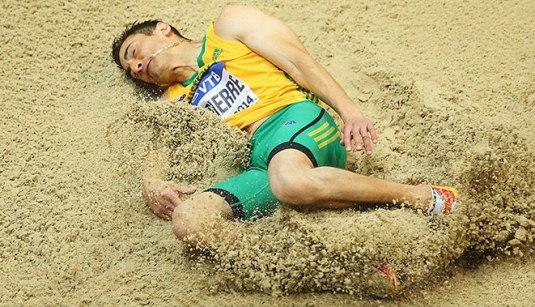Aus long jump