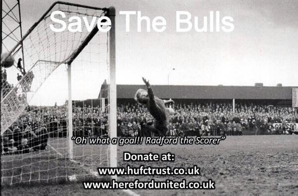 Hereford United 78k