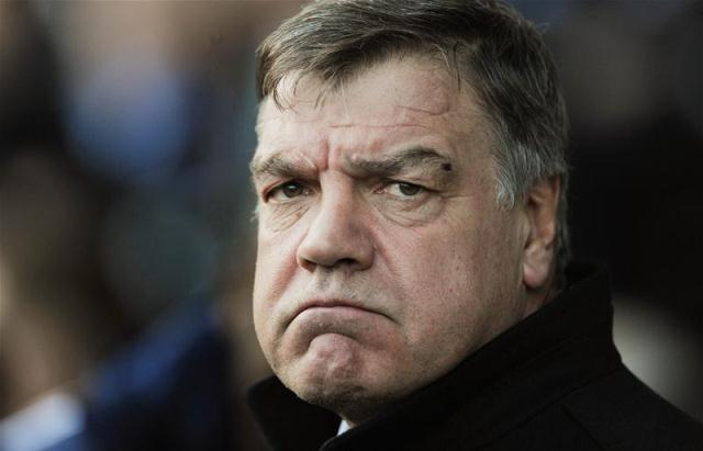 Big Sam again