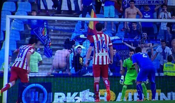 Getafe v Athleico Madrid