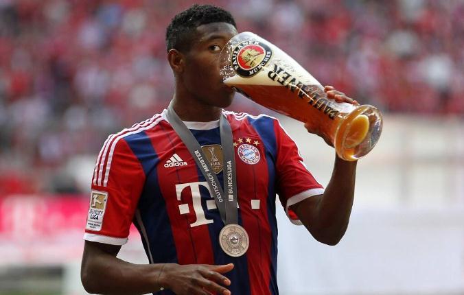 Bayern Munich Jerome Boateng 2