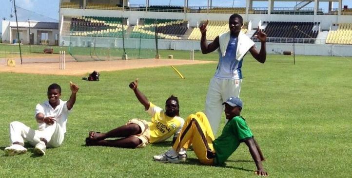 Jamaica net bowlers