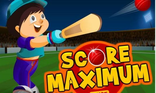 Score Maximum Cricket Video Games Free  Download