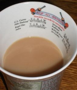 Treasured mug
