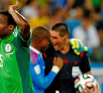 Peter O Leary Vincent Enyeama