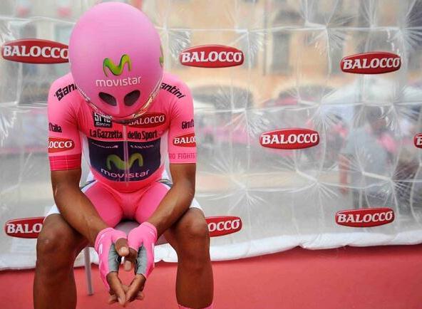 The Giro alien