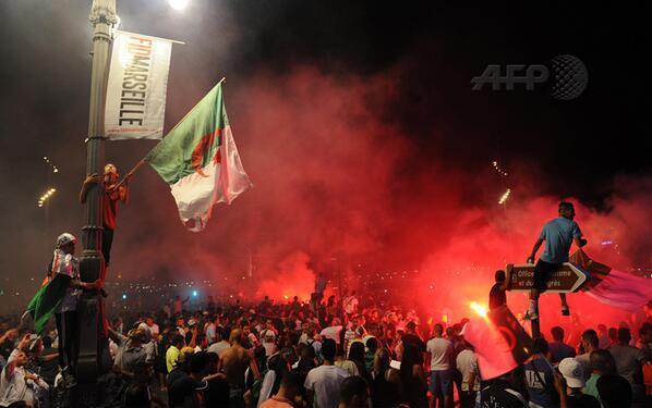Algeria Marseille