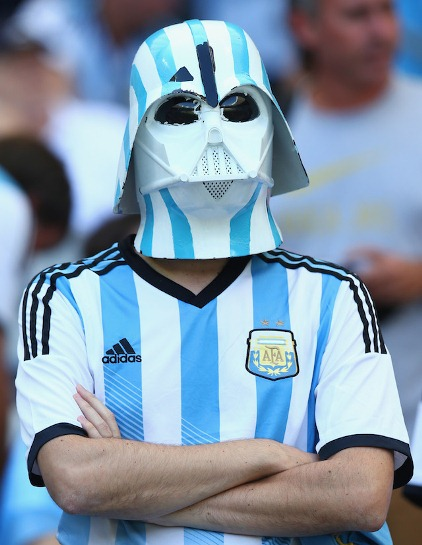 Argentina fan 2