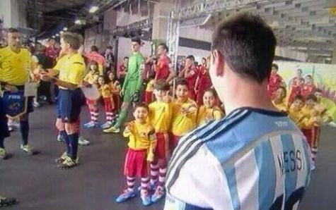Messi kids