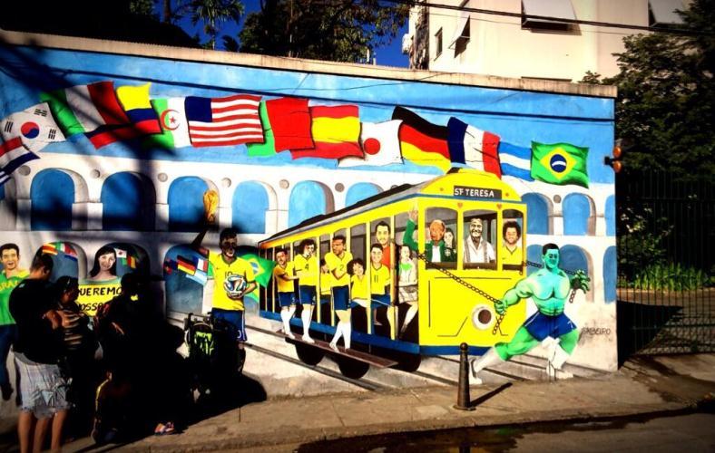 Mural Rio