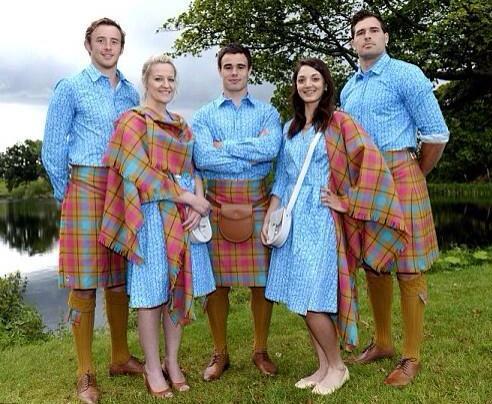 Scotland comm games