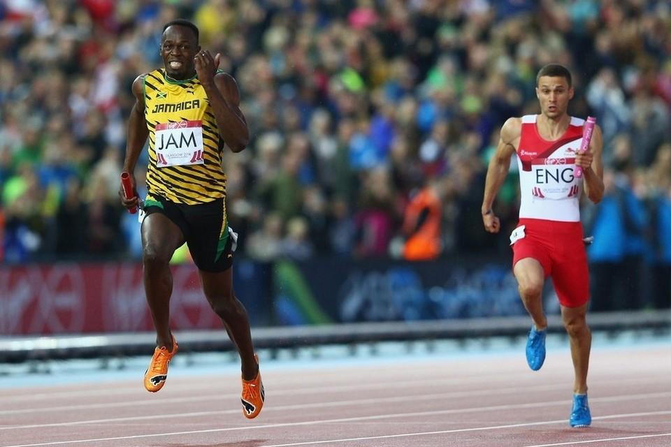 Bolt.  So not close then