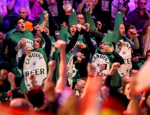 Ladbrokes.com World Darts Championship - Day Two