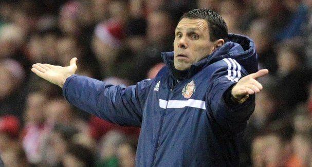 Gus poyet Sunderland