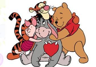 Aw, group hug