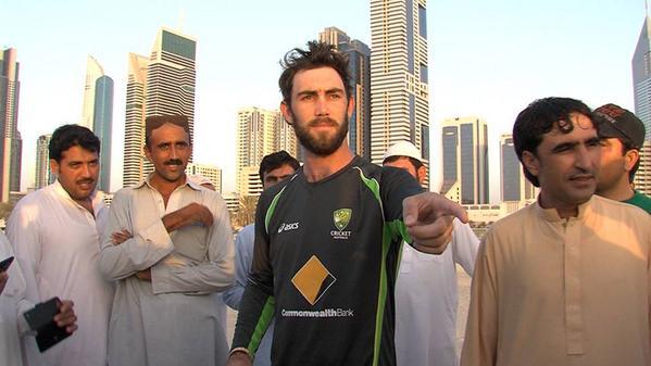 Glen Maxwell UAE
