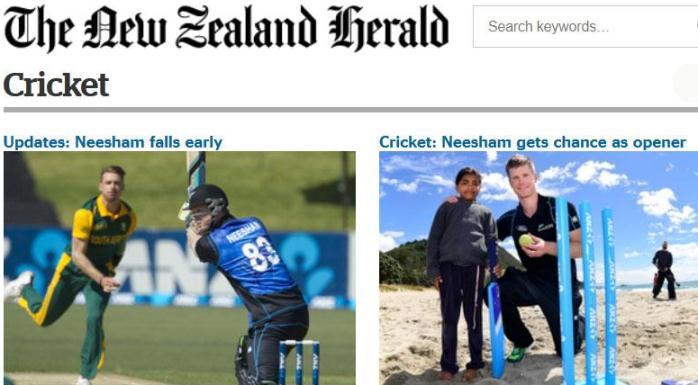 Neesham Herald