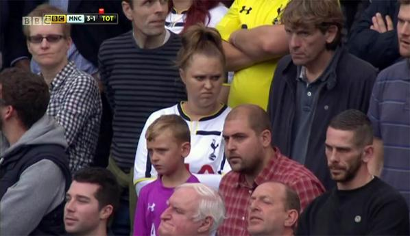 Spurs Unimpressed