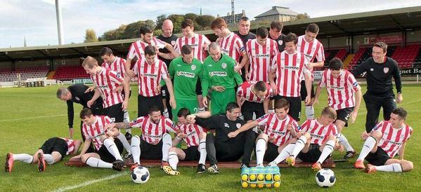 To be sure Derry FC