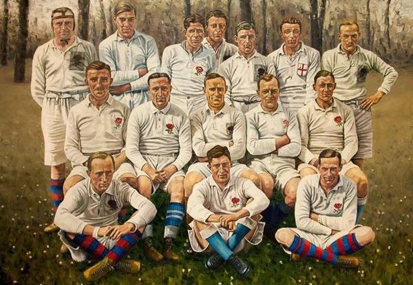 England 1914